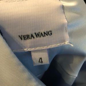 Vera Wang Dresses - VERA WANG Lavender Halter Cocktail Dress